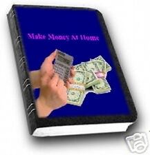 Make Money From Home With These Quick & Easy Ways - Be Your Own Boss (CD-ROM)