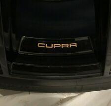 CUPRA Schriftzug Felgen Aufkleber