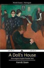 A Doll's House by Henrik Ibsen (2013, Paperback)