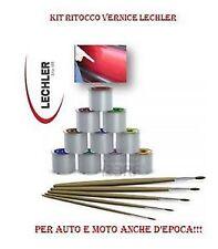 KIT RITOCCO AUTO 50 GR LECHLER FIAT IDEA SEDICI PANDA SCUDO N 395/A BLEU FOREST