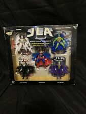 1998 Kenner Jla Justice League Of America Action Figures Collection Iii Nib