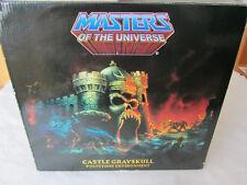 Castle Grayskull Polystone Environment Statue, Masters of the Universe, He-Man