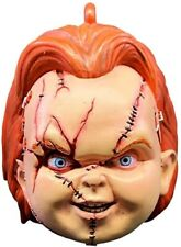 Trick or Treat Holiday Horrors Seed Of Chucky Head Christmas Tree Ornament