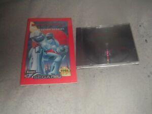 *Sega CD 1992 Blackhole Game Complete With NO Box