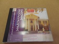 Elvis Presley As Recorded Live On Stage In Memphis CD Japan R32P-1054 1986 BMG