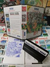 Master System:Chuck Rock [TOP & 1ERE EDITION] COMPLET - Pal