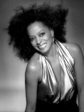 DIANA ROSS - MUSIC PHOTO #E-87