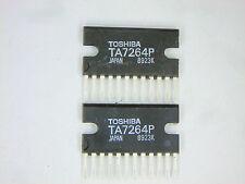 "TA7264P  ""Original"" Toshiba  12P SIP IC  2  pcs"