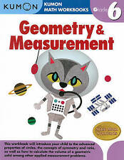 IN SYDNEY Grade 6 Geometry and Measurement By KUMON PUBLISHING Paperback