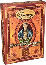 Lorenzo Il Magnifico Häuser Von Renaissance Expansion Pack Für Brettspiel