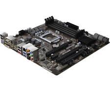 ASRock H77 Pro4-M (90-MXGL20-A0UAYZ) LGA 1155/ Sockel H2 Blende Included!