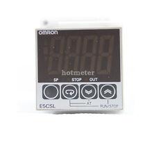 Omron E5CSL-QTC Temperature Controller  100-240VAC New