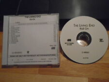 RARE PROMO The Living End reference CD Roll On PUNK Australia Dead Men Walking !