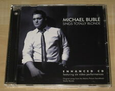 Michael Bublé - Michael Bublé Sings Totally Blonde (Enhanced CD 2008). MINT
