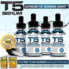 X4 T5 FAT BURNERS SERUM XT- 100% LEGAL DIET / WEIGHT LOSS SLIMMING PILLS ALT