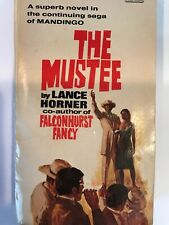 The Mustee, by Lance Horner, Vintage Paperback