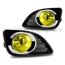 2010-2011 Toyota Camry Fog Light w/Wiring Kit & Installation Instruction - Amber