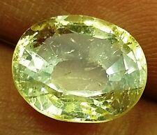 4.95 CT Yellow Topaz Odisha Mines Natural Top Quality Beautiful Gemstone 1558