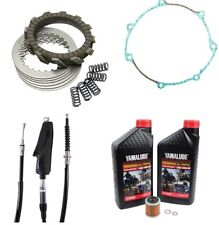 Yamaha YZ450F 2004 Tusk Clutch, Springs, Cover Gasket, Cable & Oil Change Kit