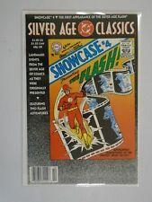 DC Silver Age Classics Showcase #4 presenting the Flash 7.0 FN VF (1992)