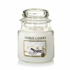 Scented Vanilla Jars/Container Candles & Tea Lights