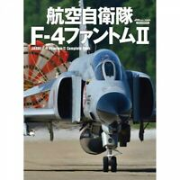 McDonnell Douglas F-4 Phantom II JASDF Complete Book Japanese with Tracking