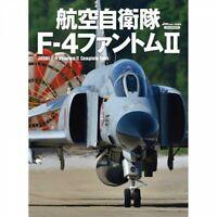 McDonnell Douglas F-4 Phantom II JASDF Complete Book Japanese with Tracking