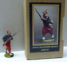Principe ereditario toy soldiers, Unione 5th New York soldato, acw019, Civil War 1/30