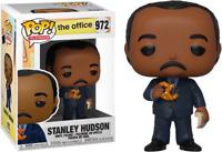 Stanley Hudson with Pretzel The Office Funko Pop Vinyl New in Box