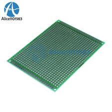 Double Side Protoboard Circuit Tinned Universal Diy Prototype Pcb Board 7cmx9cm