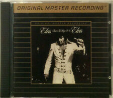 Elvis Presley - That's The Way It Is  MFSL Gold CD (Remastered, Ultradisc)