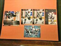 1994-95 Upper Deck (15)Los Angeles Kings Hockey Cards w/4 Wayne Gretzky-NM-MT
