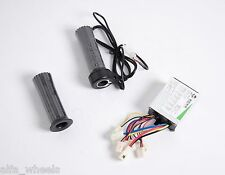 350 W 36 V kit speed controller & Twist Throttle f scooter ebike electric motor