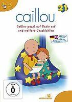 Caillou 21 - Caillou passt auf Rosie auf und weite... | DVD | Zustand akzeptabel