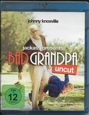 BAD Grandpa mit Johnny Knoxville Blu Ray TOP!