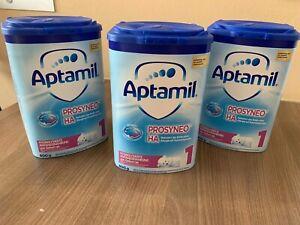 Aptamil  Anfangsmilch HA1 PROSYNEO von Geburt an 800g  (3x 800g)