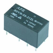 12V Subminiature PCB Relay DPDT 2A Sub Mini
