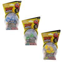 Ricky Zoom Core Figure DJ, LOOP and SCOOTIO. Value 2 Bundle Pack. UK Seller
