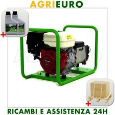 Generatore di corrente ENERGY EY-5,5MB 5kW Monofase-Honda GX 270 - Made in Italy