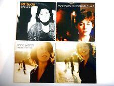 ~ LOT Collector - Port 0€ ~ ANNE WARIN : 4 CD (2 x PAROLES LIONEL FLORENCE)
