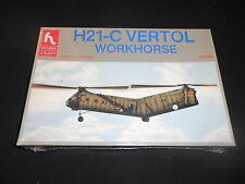 HOBBYCRAFT HC2302, 1/72 H-21C VERTOL WORKHORSE HELICOPTER PLASTIC MODEL KIT