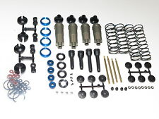 80937 TEAM ASSOCIATED RC8T3.1 TRUGGY FRONT AND REAR SHOCK SET COMPLETE