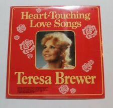 TERESA BREWER Heart Touching Love Songs LP Suffolk SMI 1-65 US 1985 M SEALED 10C