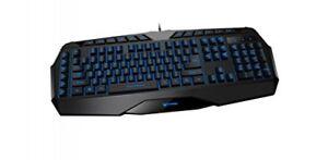Rapoo VPRO V52 Backlit Gaming Keyboard black (DEU Layout - QWERTZ)