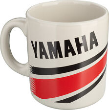 YAMAHA  Coffee Cup Red/Black  Flattrack MX ENDURO PIT FLAT TRACK RACING 06-013