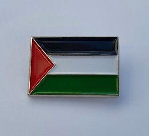 Palestinian Flag Palestine Quality Enamel Lapel Pin Badge