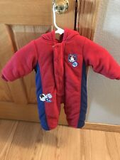 Vintage Small Wonders Baby Boy Winter Suit 6-9 Month