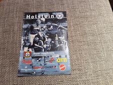 Programm Holstein Kiel - Bayer 04 Leverkusen (P) 03/04