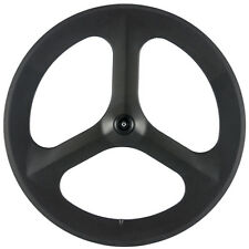 70mm Clincher Carbon Wheels Road Bike Wheel Front Carbon Road Bicycle Wheels