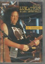 Steve Lukather & Los Lobotomys In Concert - DVD 2002 SIGILLATO SEALED